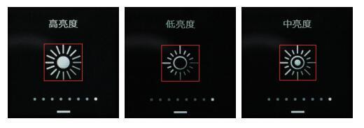 Feiyu Pocket 2S 如何调节屏幕亮度?